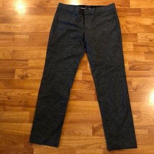Banana Republic Sloan style dress pant, size 4
